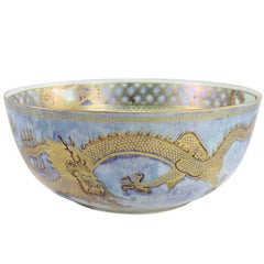 'Mythical Creatures' Series Lustreware Bowl by Wedgwood