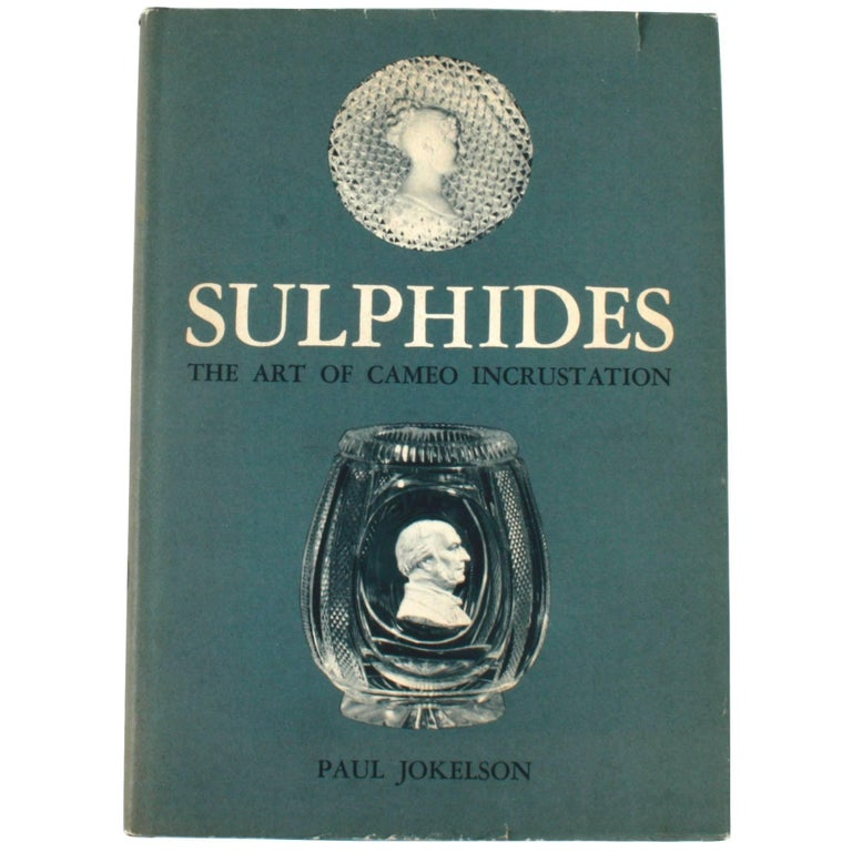 """Sulphides, The Art of Cameo Incrustation,"" First Edition Book"