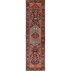 Antique Persian Malayer Runner Rug