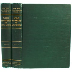 Wild Flowers of New York Vol. I and II by Homer D. House and John M. Clark