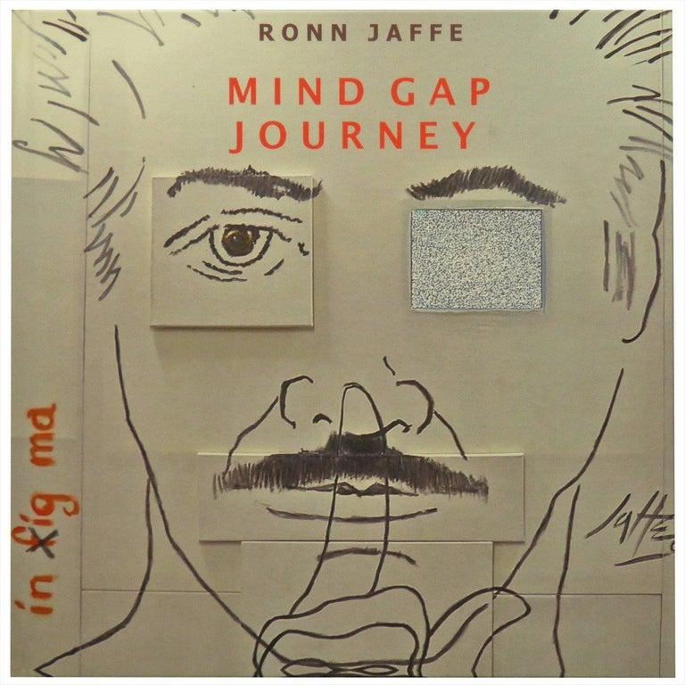 Noted Cutting Edge Artist Ronn Jaffe's Monograph, 'Mind Gap Journey'
