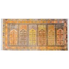 Unique Early 20th Century Khotan Rug
