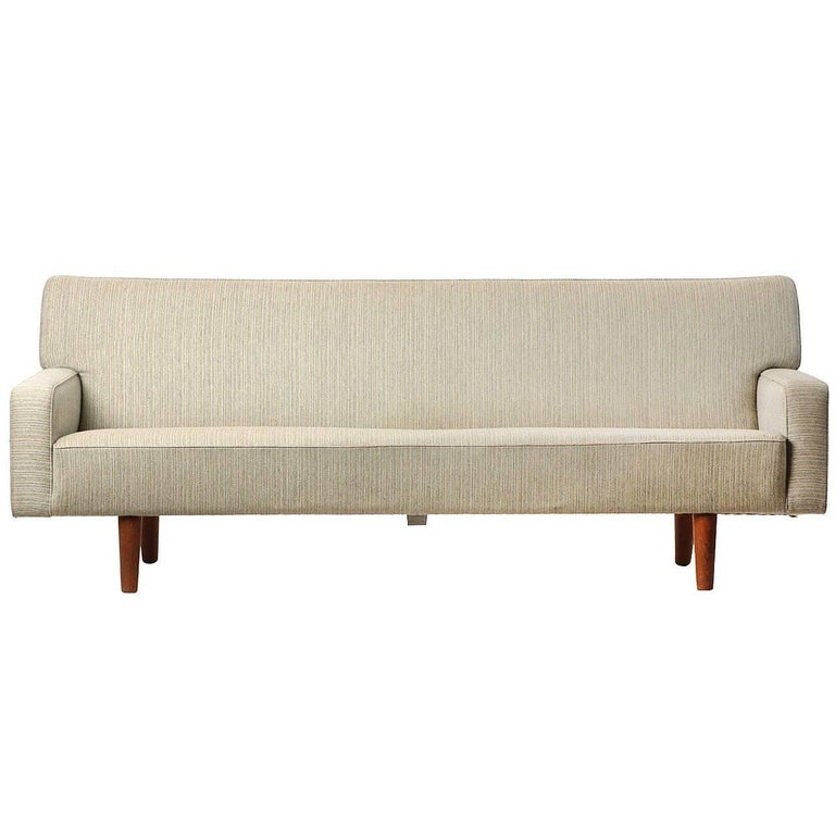 Upholstered Sofa by Hans J. Wegner 1