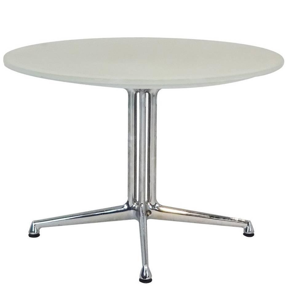 La Fonda Eames And Vitra Opaque Glass Coffee/Side Table 1
