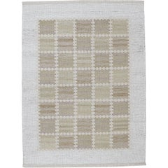 Scandinavian Modern Kilim Carpet