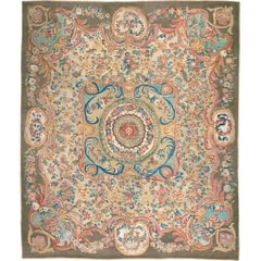 French Savonnerie Rug, 1760