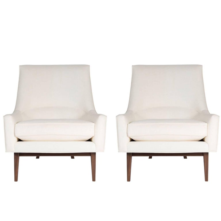 Pair of Cedrick Lounge Chairs