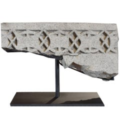 Sullivan Designed Terra Cotta Facade Fragment from the Gage Building