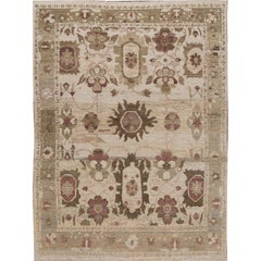 21st Century Persian Sultanabad Rug