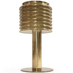 Rare Table Lamps in Brass, Model B-142 by Hans Agne Jakobsson, 1960s