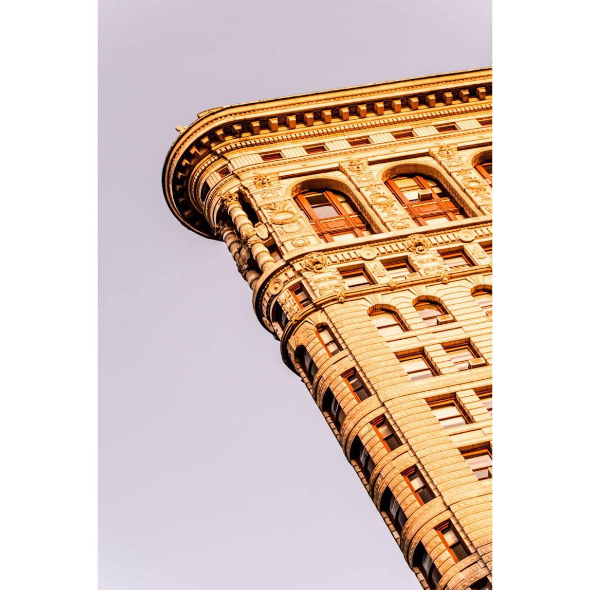 "Flatiron / Photography - 27"" x 18"" / Unframed"