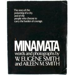 Minamata Words & Photographs by W. Eugene Smith & Aileen M. Smith, Signed 1st Ed