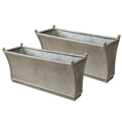 Pair of French Style Planters