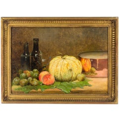 19th Century French School Still Life Painting
