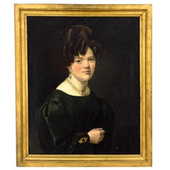 Early 19th Century French Portrait