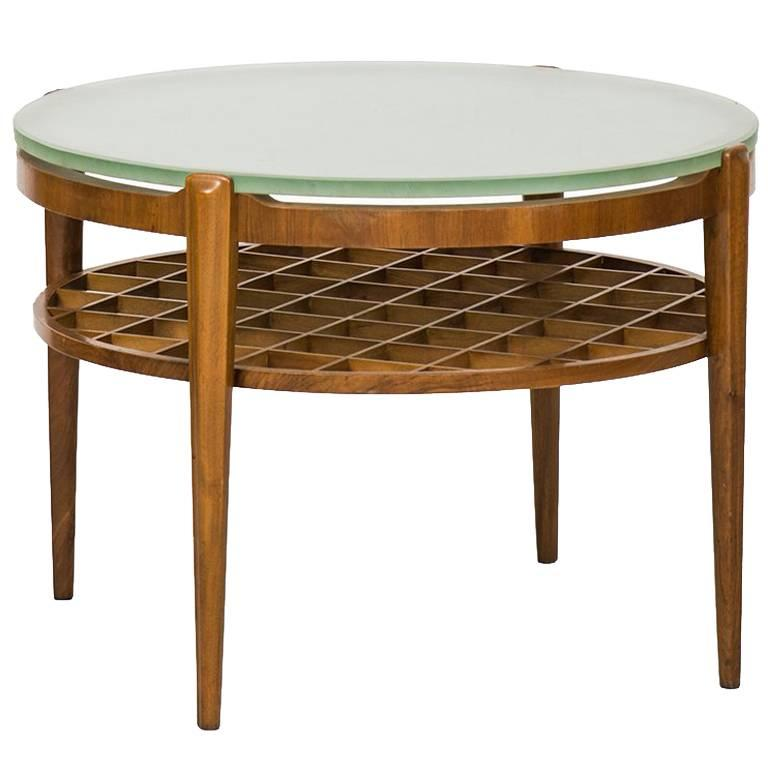 Coffee / Side Table Attributed to Carl-Axel Acking and Produced by Bodafors