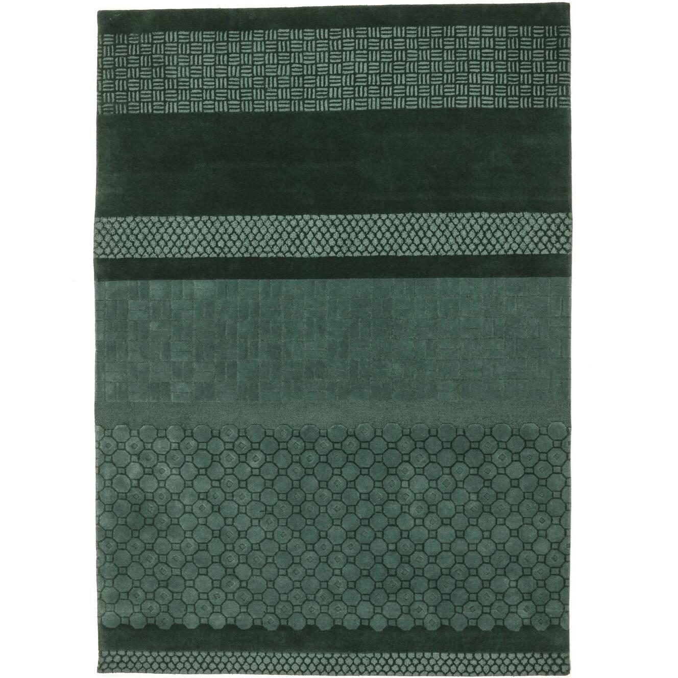 Celadon Jie Hand-Tufted Wool Area Rug by Neri & Hu Large