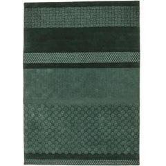 Celadon Jie Hand-Tufted Wool Area Rug by Neri & Hu Large
