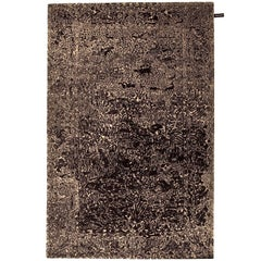 Ghost Hand-Knotted Wool Rug by Marti Giuxe Large