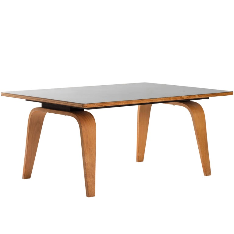 1940s Herman Miller OTW/CTW-1 Coffee Table by Charles Eames