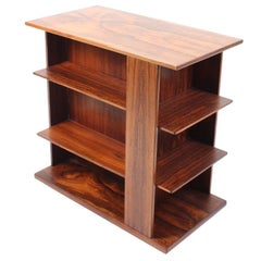 Freestanding Book Case in Rosewood