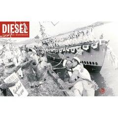 Unique Photography by David LaChapelle for Diesel Jeans Advertisements