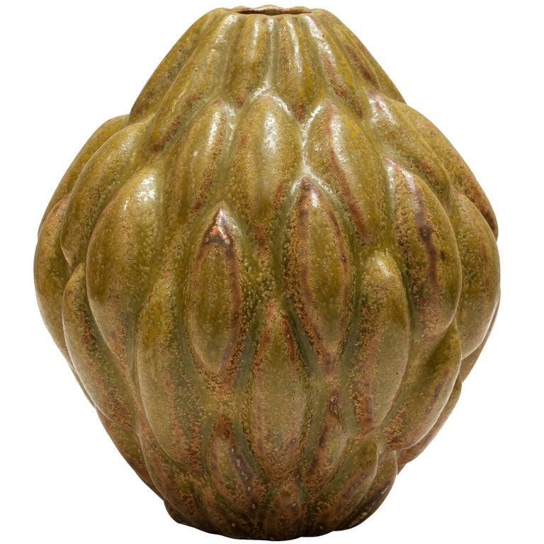 Vase by Axel Salto