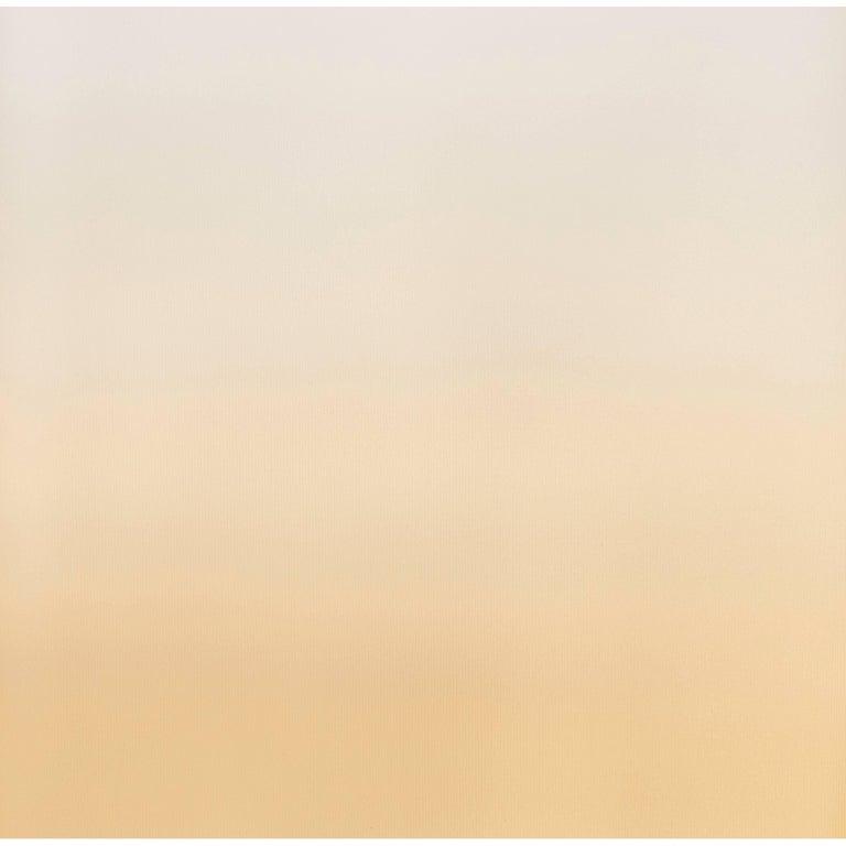 Aurora Amaranth Wallpaper in Yellow Gradient