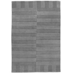 Lux 2, Wool Cut Pile Rug in Scandinavian Design