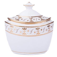 Coalport Sugar Bowl and Cover