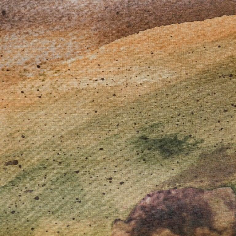 Faye Toogood Woodlands, Fields, Moors in Moors Wallpaper