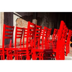 Red Chairs / Photography