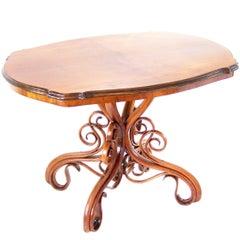 Viennese Table Thonet Nr.4, circa 1870