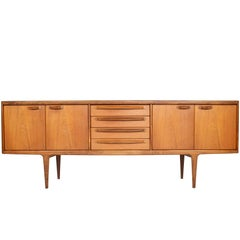 Teak Midcentury Credenza or Sideboard by Younger of England