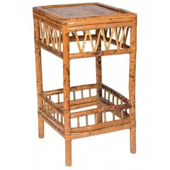 Early 20th Century Chinese bamboo Table