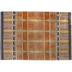 Contemporary Stripe Rug