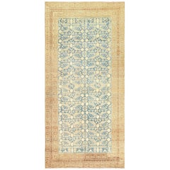 Light Blue Antique Khotan Rug