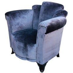 Single Viennese Early Art Deco Period Bergere