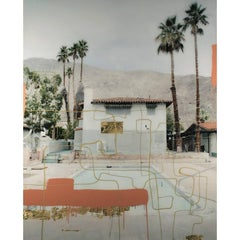 Palm Springs Pool #1 - 2017 by Murray Duncan and Christine Flynn