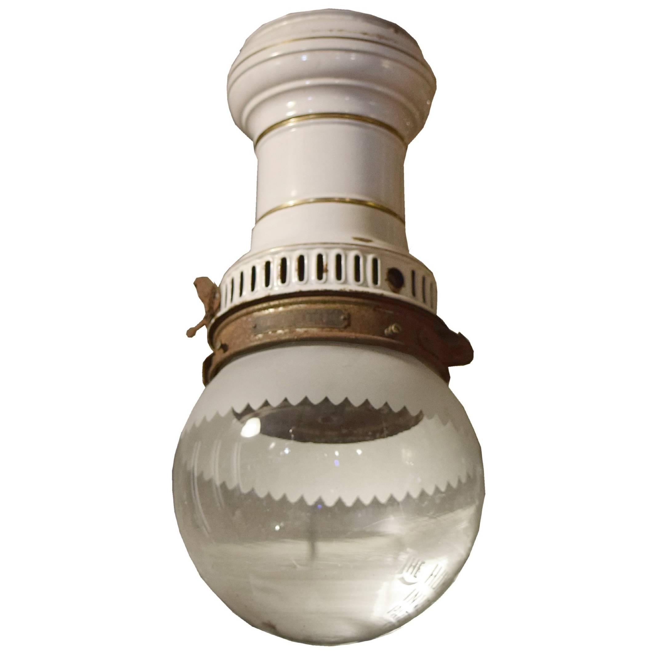 Humphrey Inverted Arc Lamp
