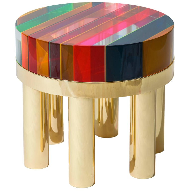 """""""DNA"""" Coffee Table by Studio Superego, Italy"""
