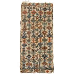 20th Century Turkish Kilim Carpet