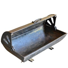 French Iron Feed Trough