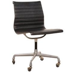 Eames Early Black Desk Chair for Herman Miller