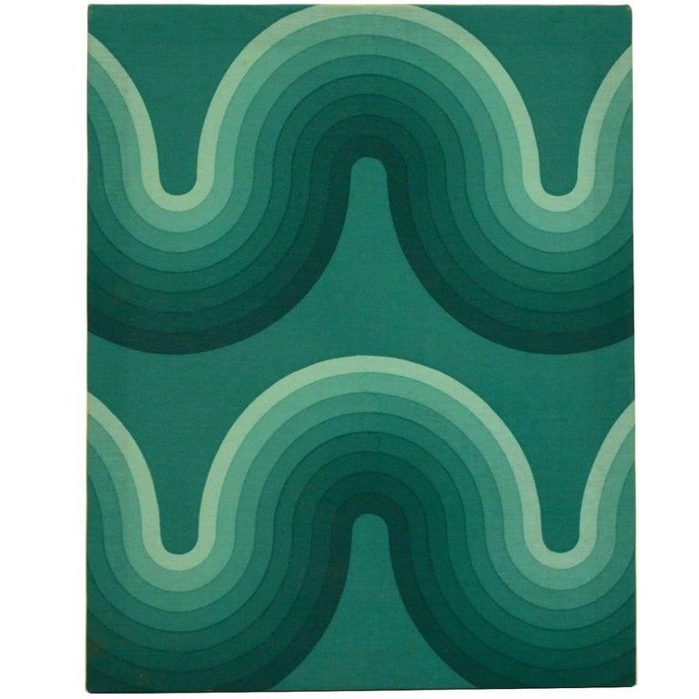 Textile by Vernor Panton