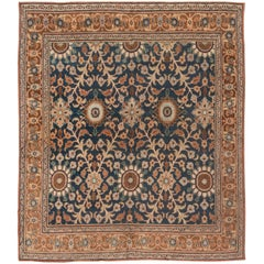 Antique Persian Meshad Rug