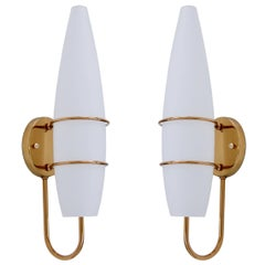 Double Ring French Sconces