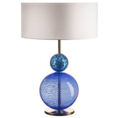 Infinito Blu Table Lamp