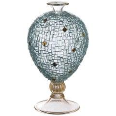 Veronese Blue Vase