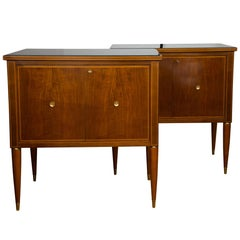 Pair of Fine Italian Cabinets by Paolo Buffa
